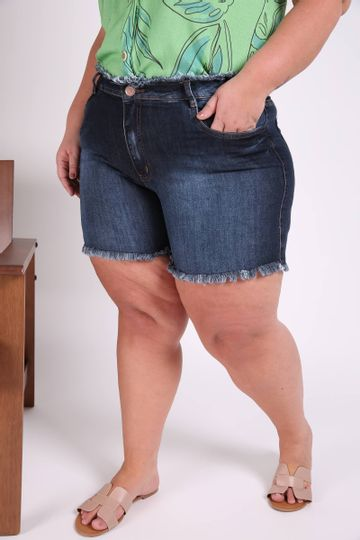 Short-com-cos-desfiado-plus-size