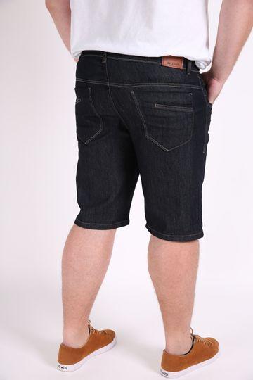 Bermuda-jeans-black-masculina-plus-size