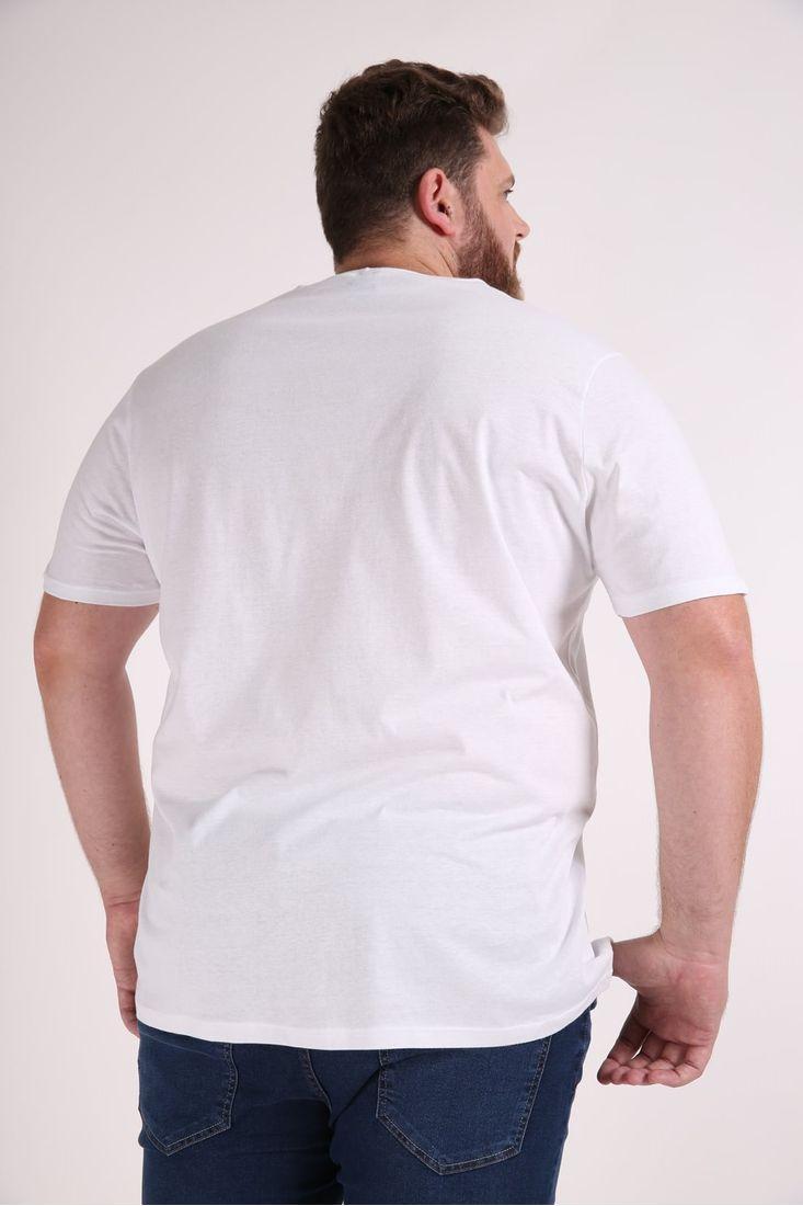 Camiseta-estampa-guitarra-plus-size