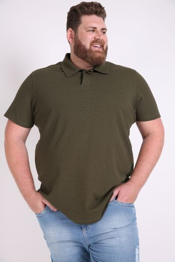 Camisa-polo-plus-size