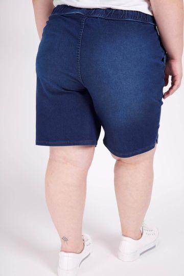 Bermuda-jeans-lycra-amarracao-plus-size