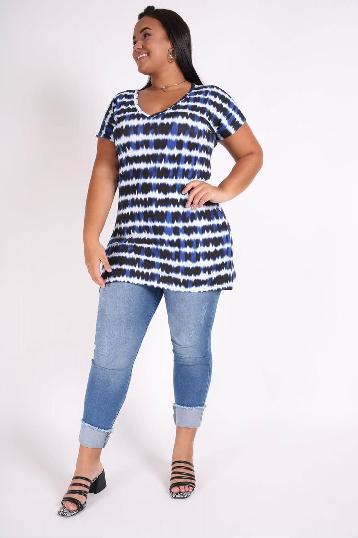 Mini-vest-tie-dye-plus-size
