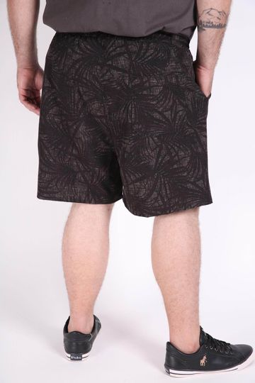 Shorts-tactel-com-lycra-estampado-plus-size