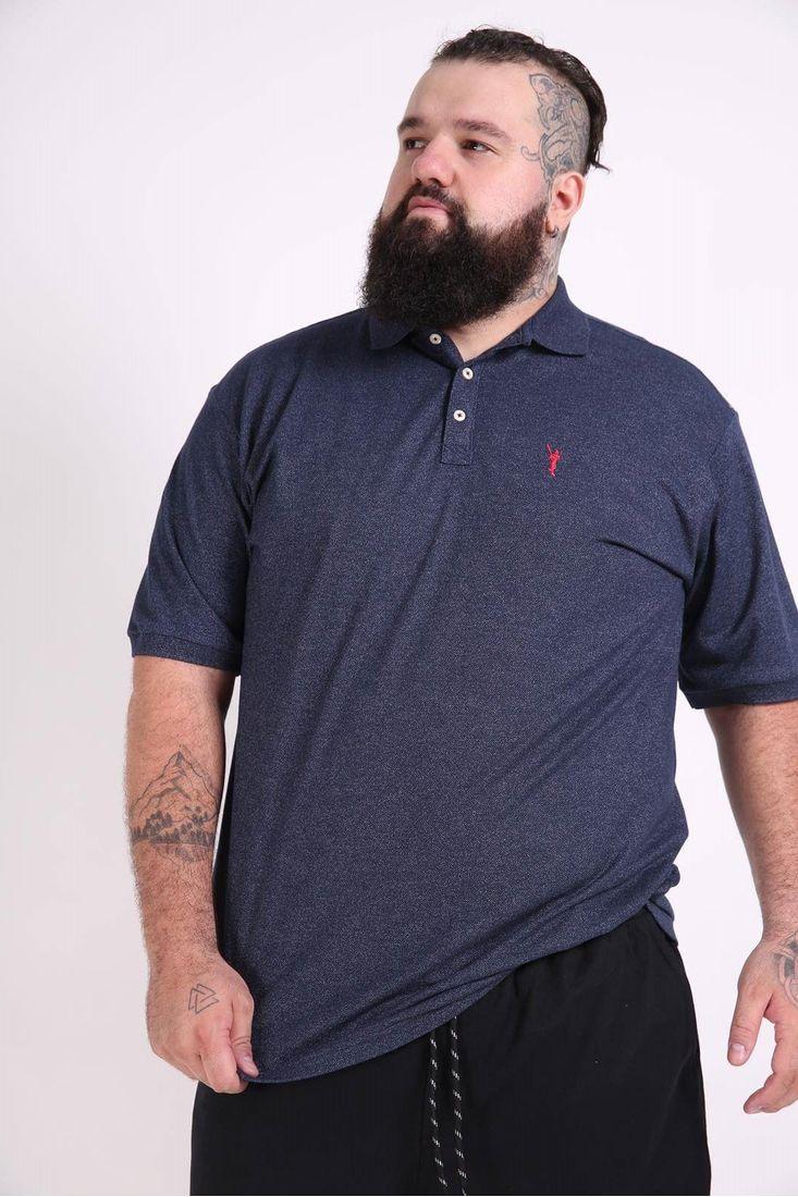 Camisa-polo-manga-curta-plus-size