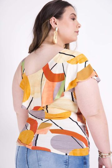 Regata-com-babado-plus-size