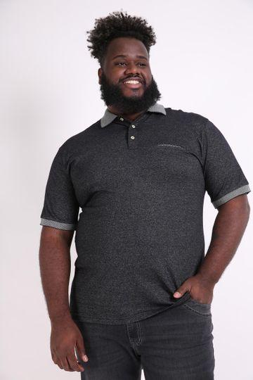 Camisa-polo-malha--mescla-com-bolso-plus-size