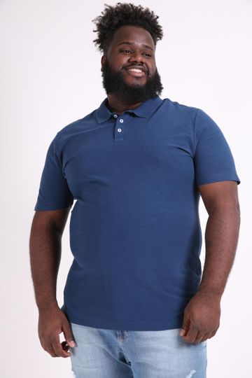 Camisa-polo-flame-plus-size