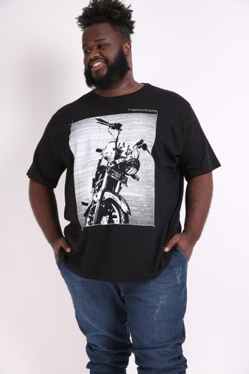 Camiseta-estampa-moto-plus-size