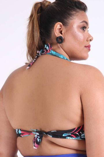 Top-sunkini-estampado-plus-size