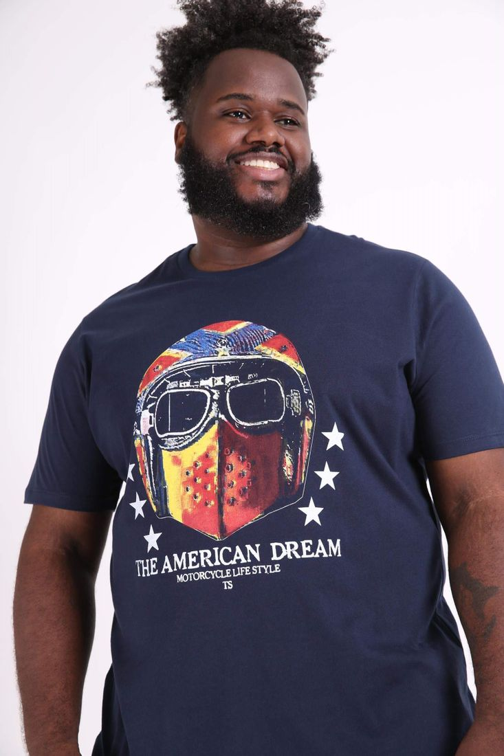 Camiseta-american-dream-plus-size