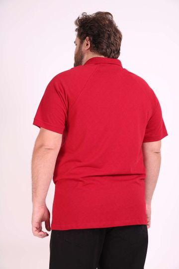 Camisa-polo-raglan-plu-size