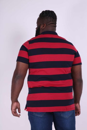 Camisa-polo--listrada-plus-size