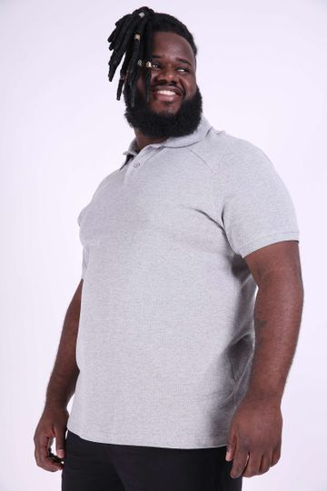 Camisa-polo-masculina-piquet-plus-size