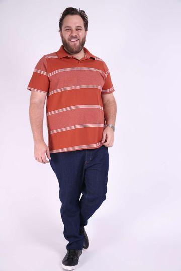 Camisa-polo-listrada-masculina-plus-size