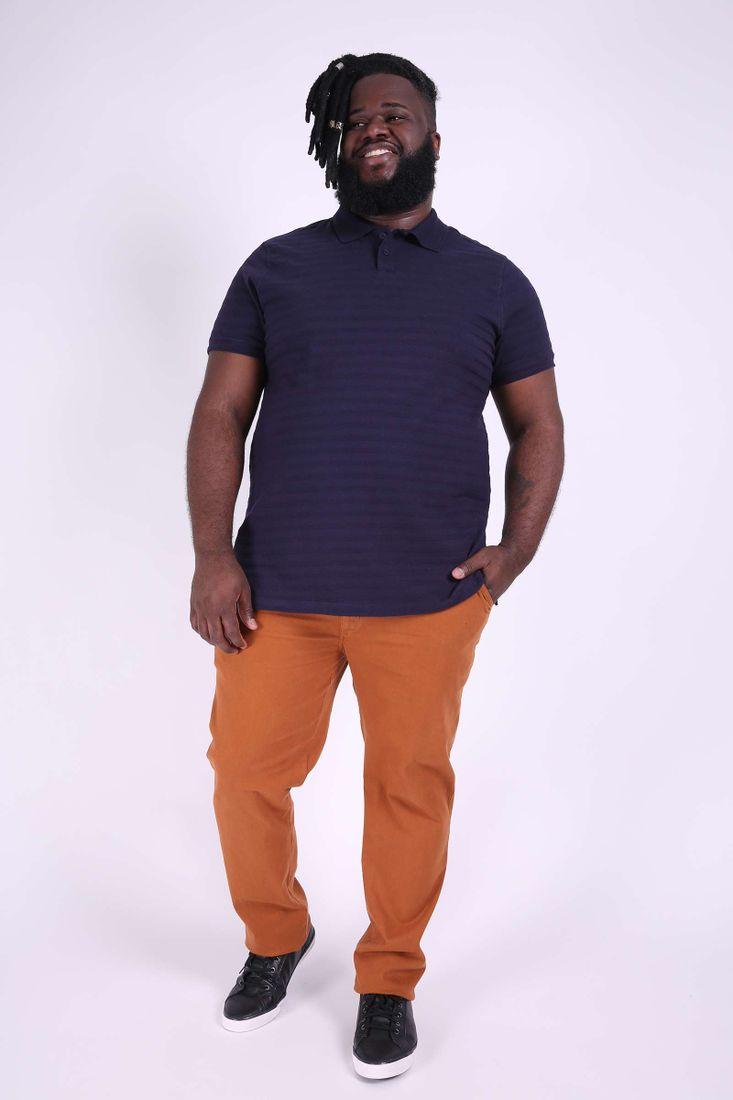 Camisa-polo-plus-size