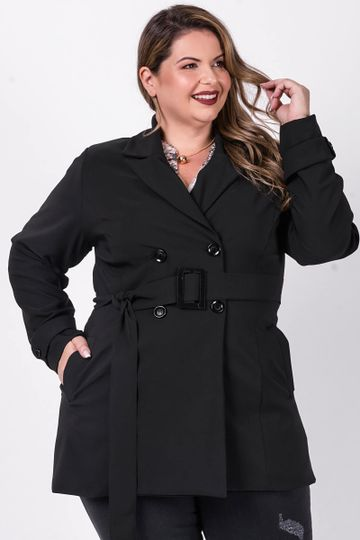 Trench-coat-liso-plus-size
