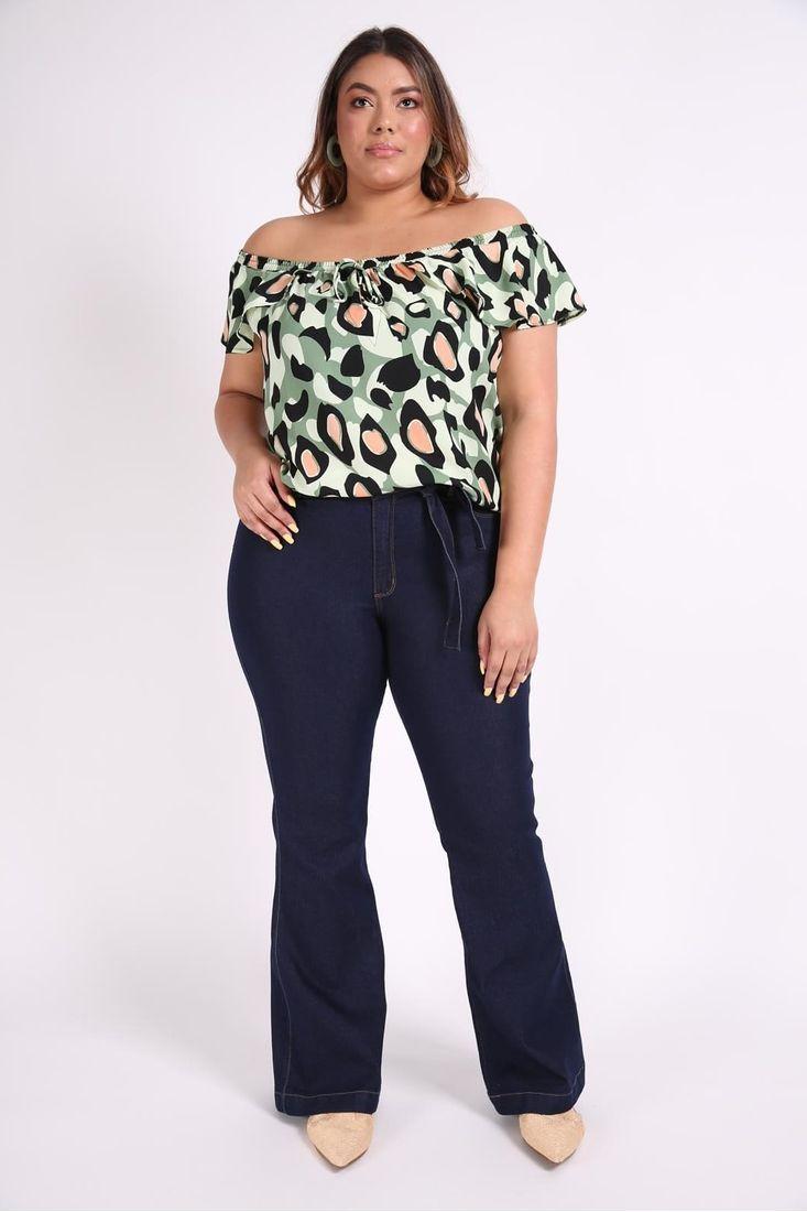 Calca-Flare-feminina-Jeans-com-Cinto-Plus-Size_0102_2