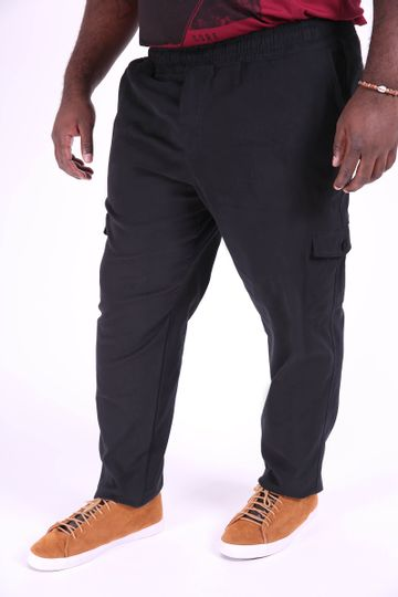 Calca-Sarja--Masculina-Confort-cos-elastico-Plus-Size-_0026_1