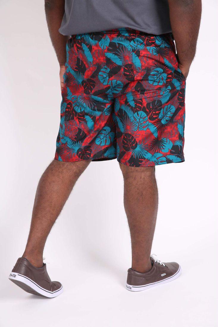 Bermuda-Tactel-Masculina-Estampa-Folhas-Plus-Size_0035_3