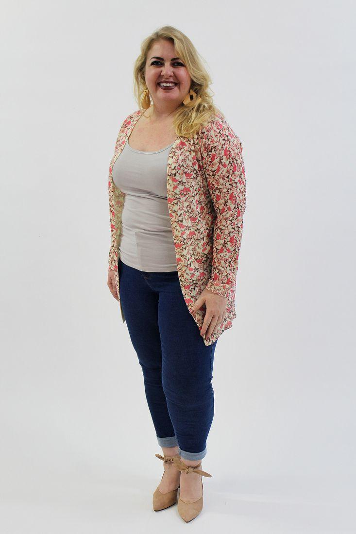 Cardigan-estampa-floral-plus-size