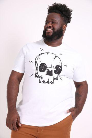 Camiseta-estampa-skate-caveira-plus-size