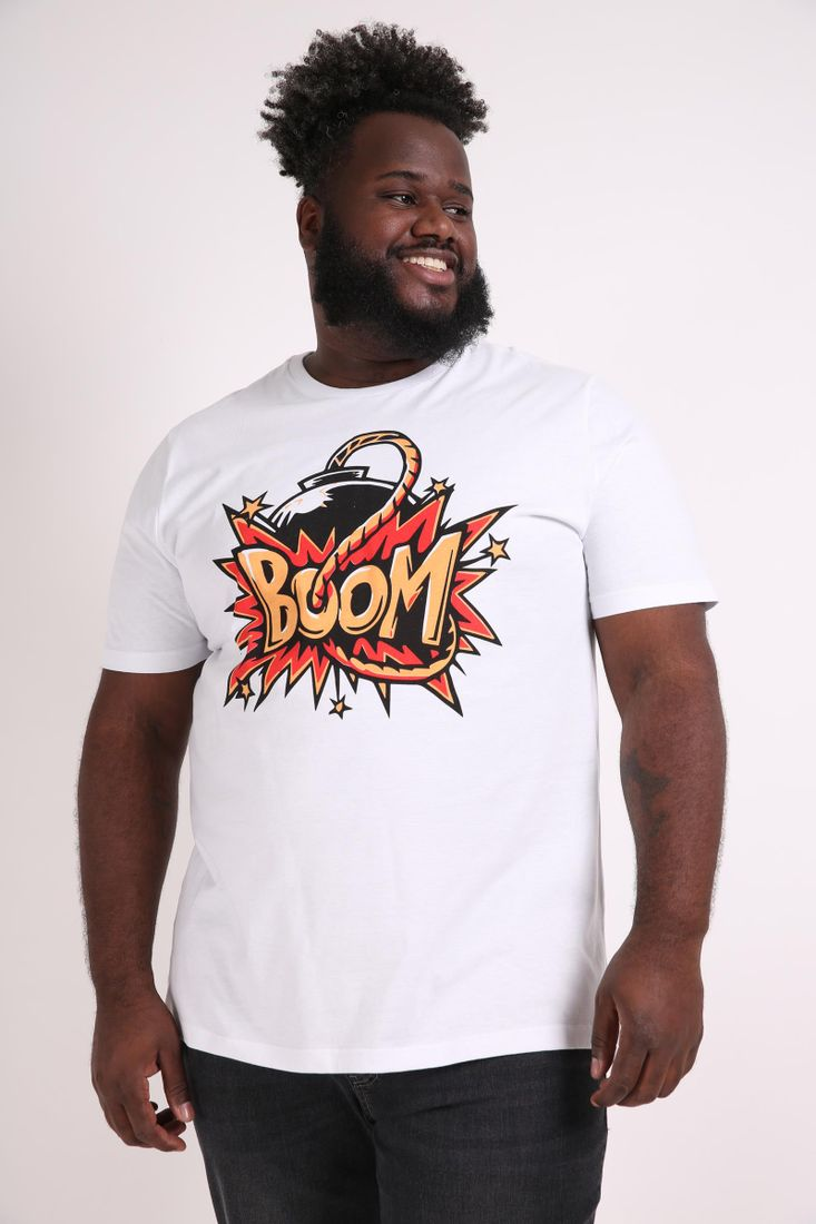 Camiseta-estampa-boom-plus-size