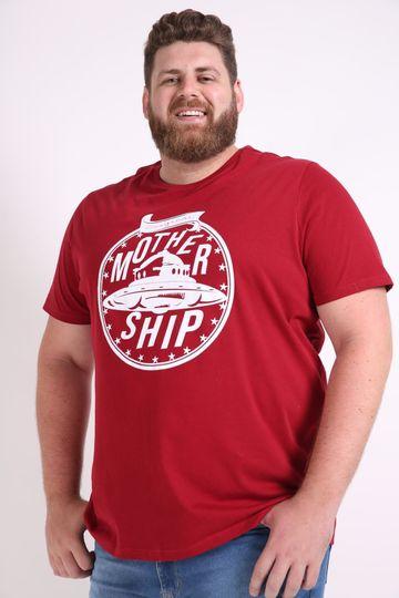 Camiseta-estampa-nave-espacial-plus-size