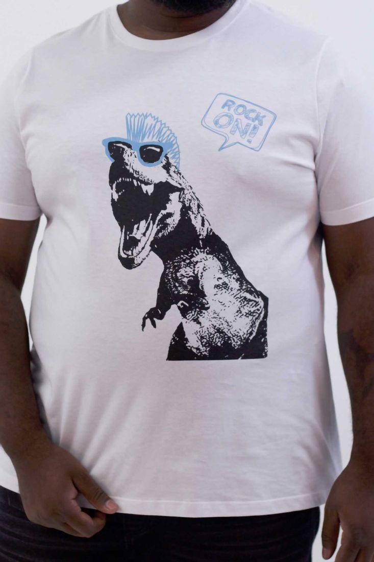 Camiseta-estampa-rock-on-plus-size