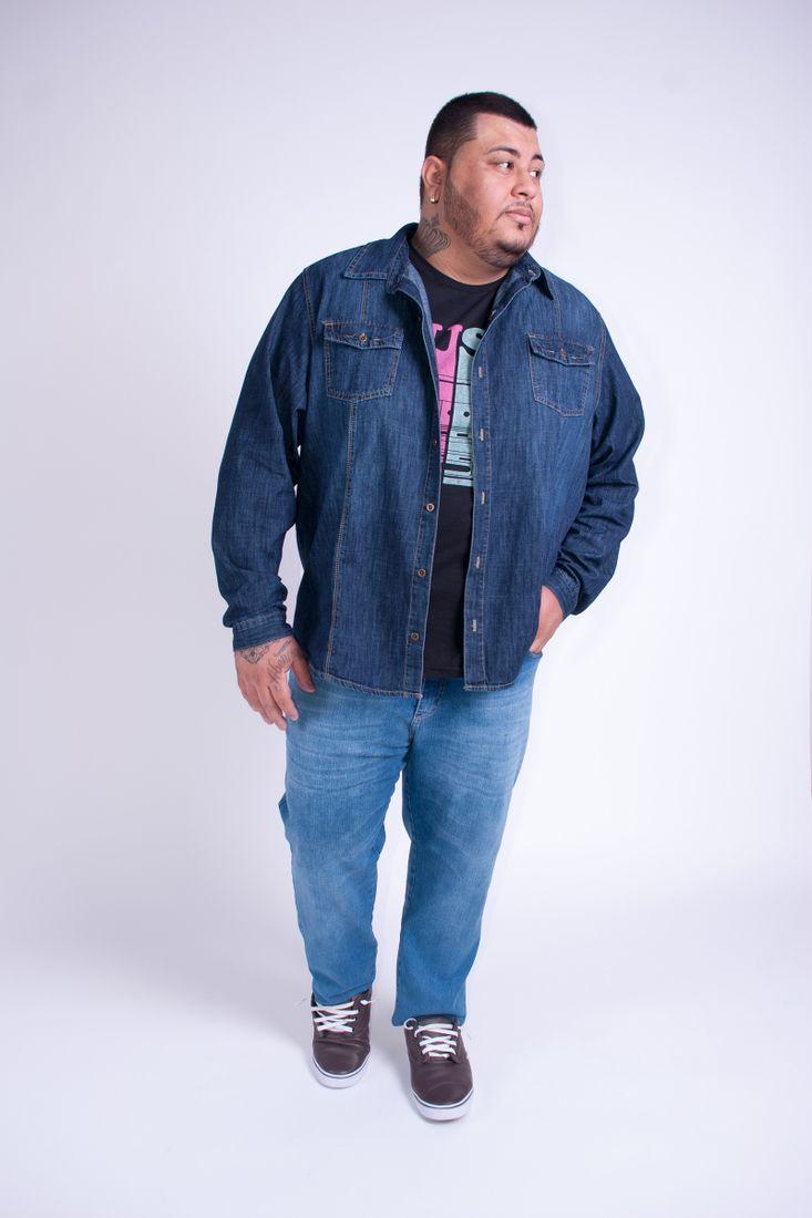 Camisa-jeans-manga-longa-plus-size
