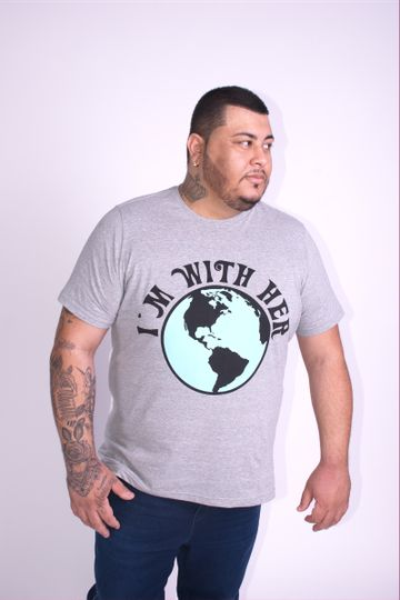 Camiseta-estampa-terra-plus-size