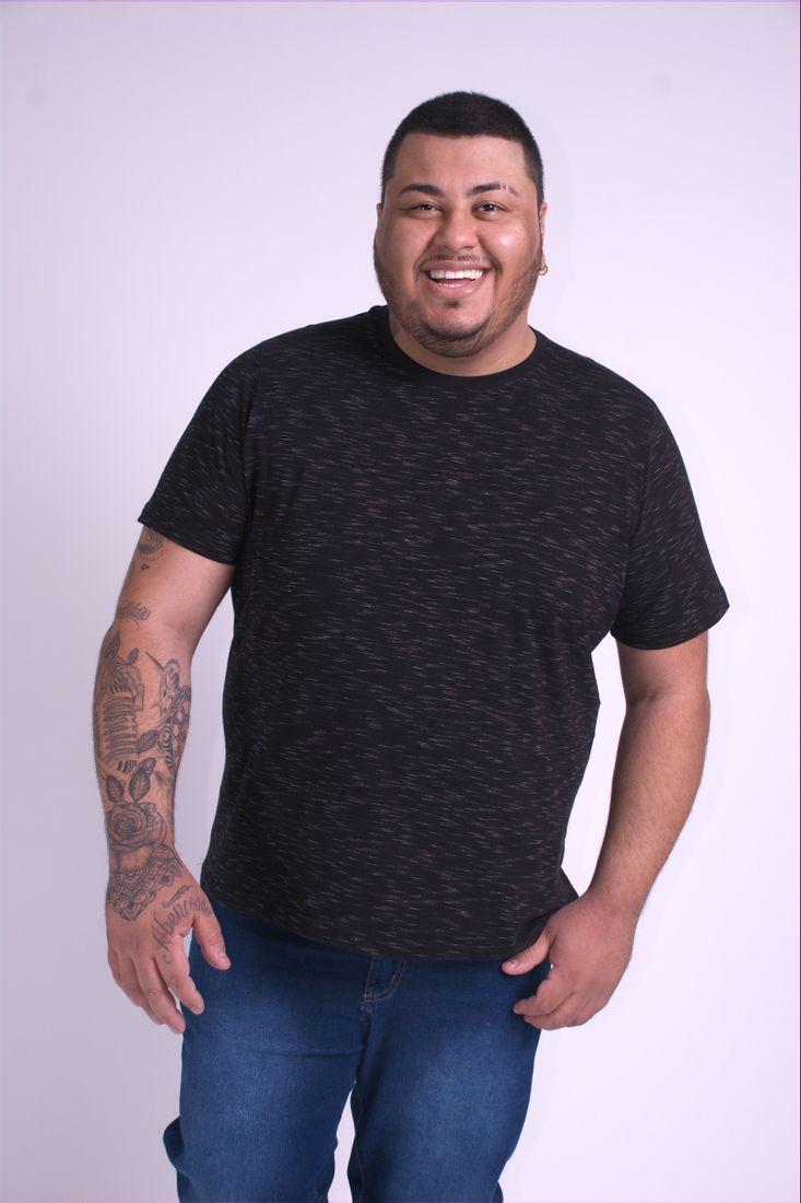Camiseta-realce-plus-size