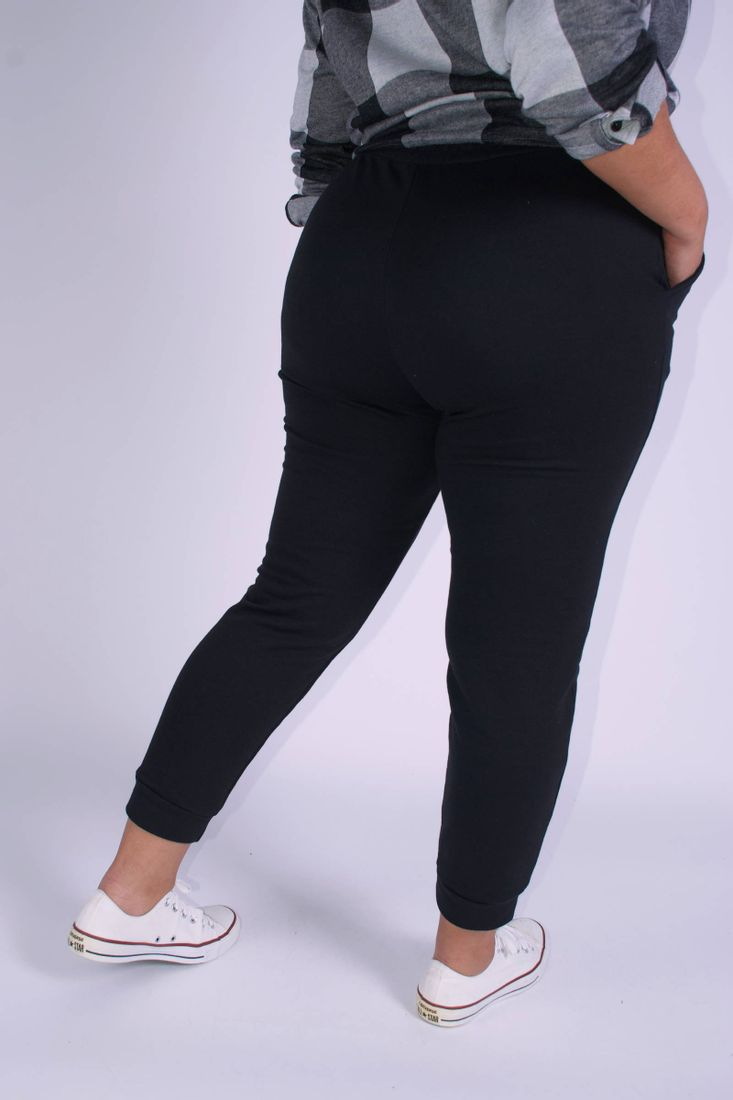 Calca-jogging-de-moletom-feminina-plus-size