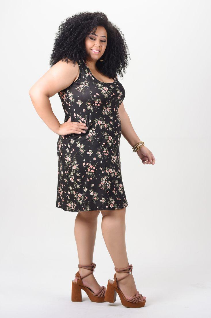 Vestido-curto-floral-liberty-plus-size