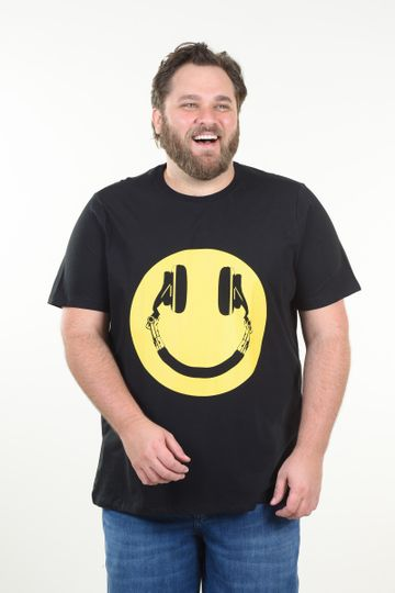 Camiseta--estampa-fone-smile-plus-size