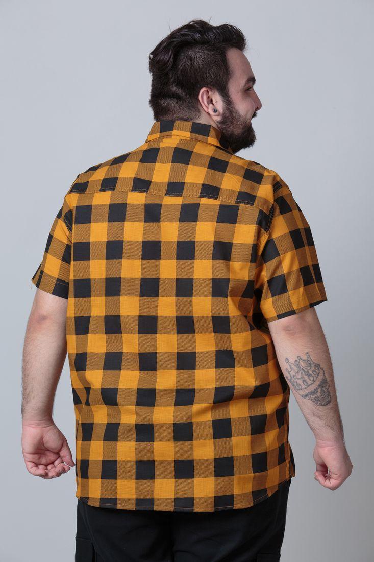 Camisa-Manga-Curta-Estampada-Xandrez-Plus-Size_0046_3