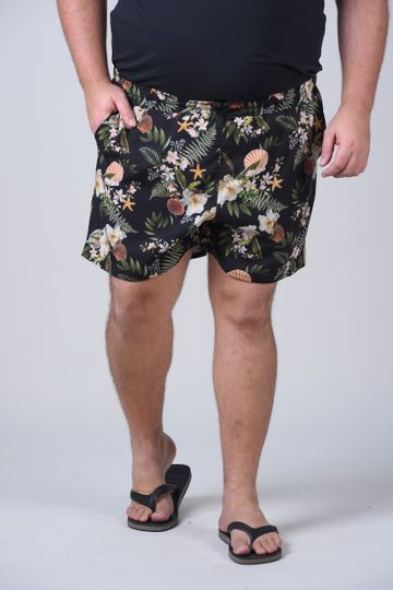 Short--estampado-plus-size