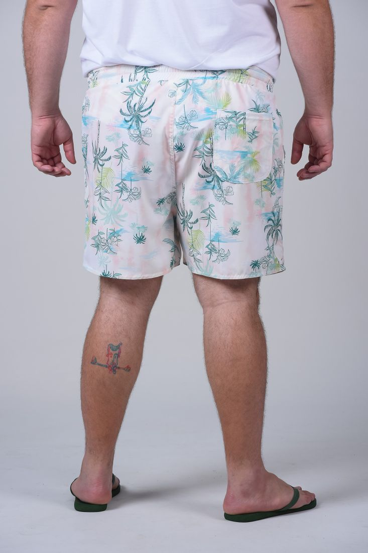 Short--estampado-plus-size