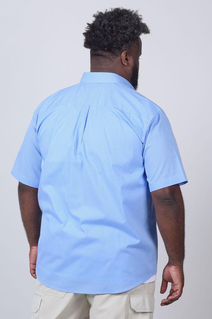 Camisa-Manga-Curta-Xadrez-Plus-Size_1955_3