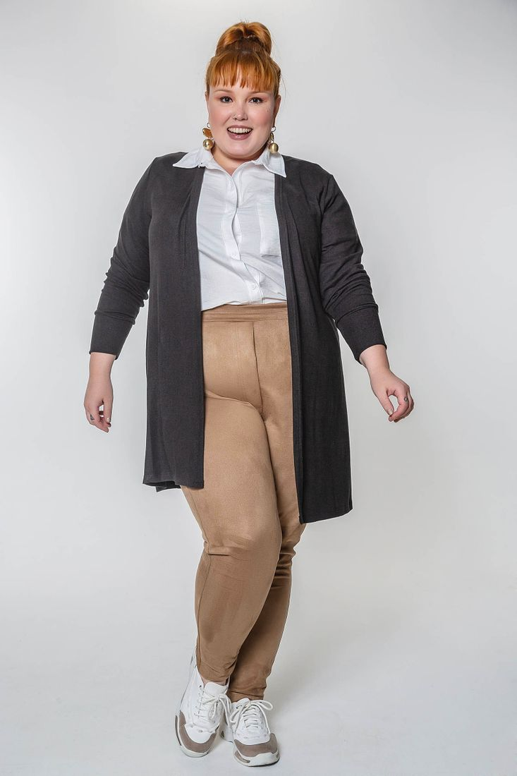 Cardigan-alongado-plus-size