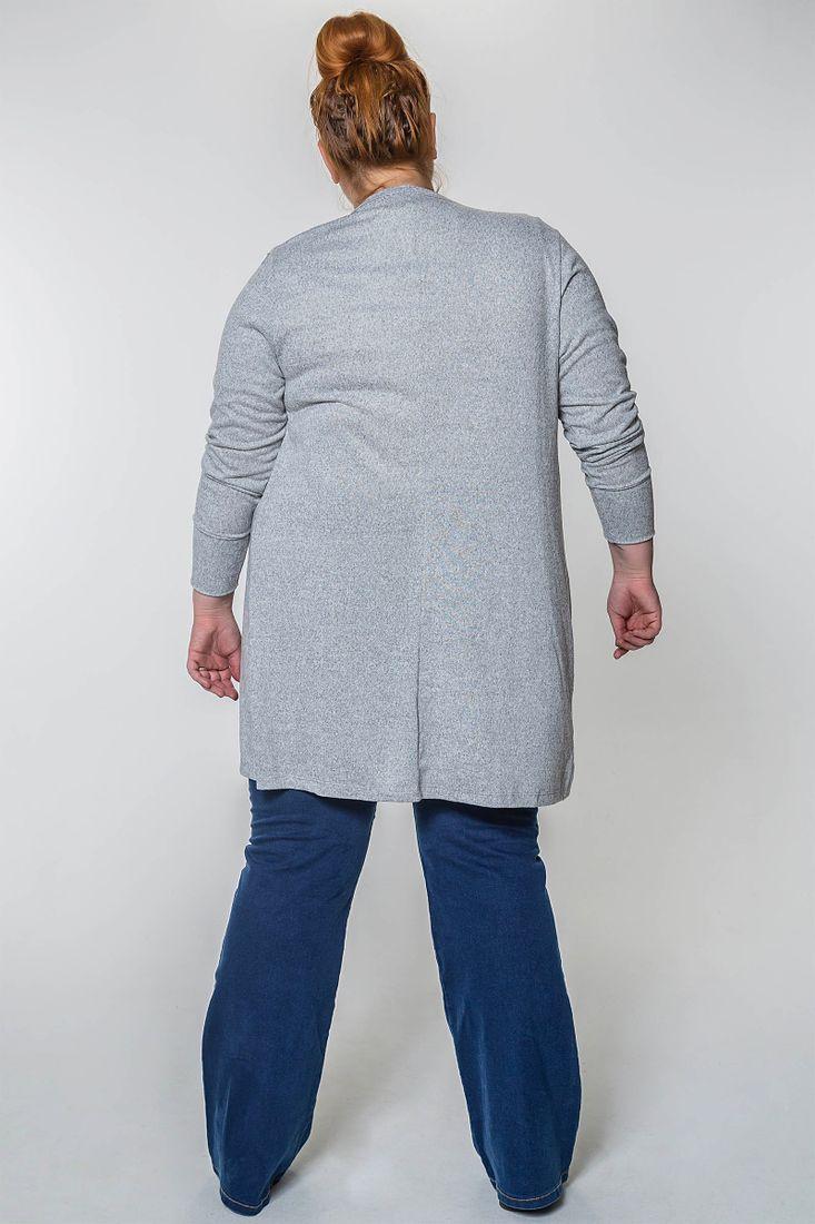 Cardigan-alongado-plus-size