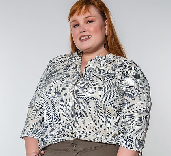 Camisas Feminino
