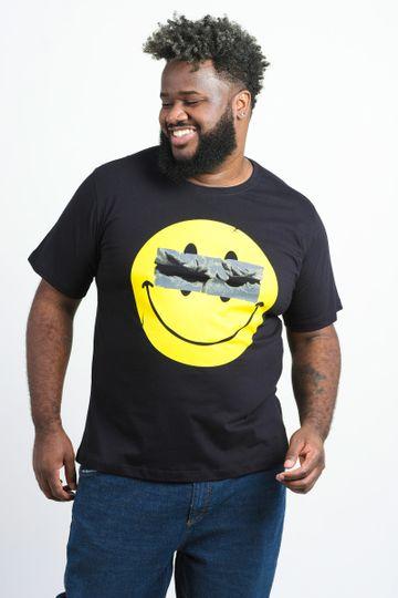 Camiseta-estampa-quadricomia-smile-plus-size