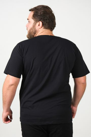 Camiseta-estampa-chill-out-plus-size